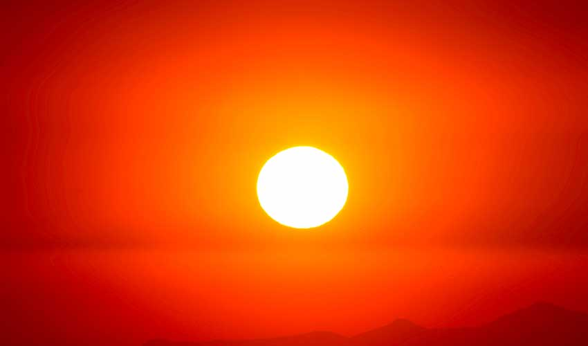 Summertime Sun