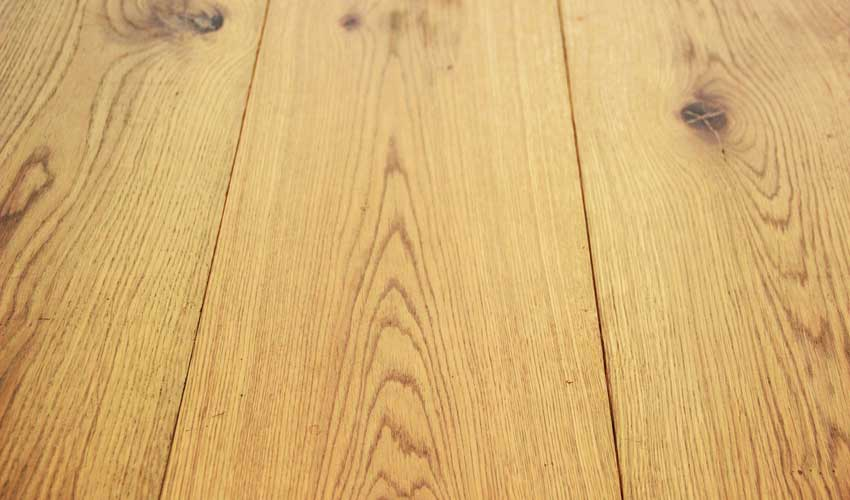 Shrinking Wood Floor