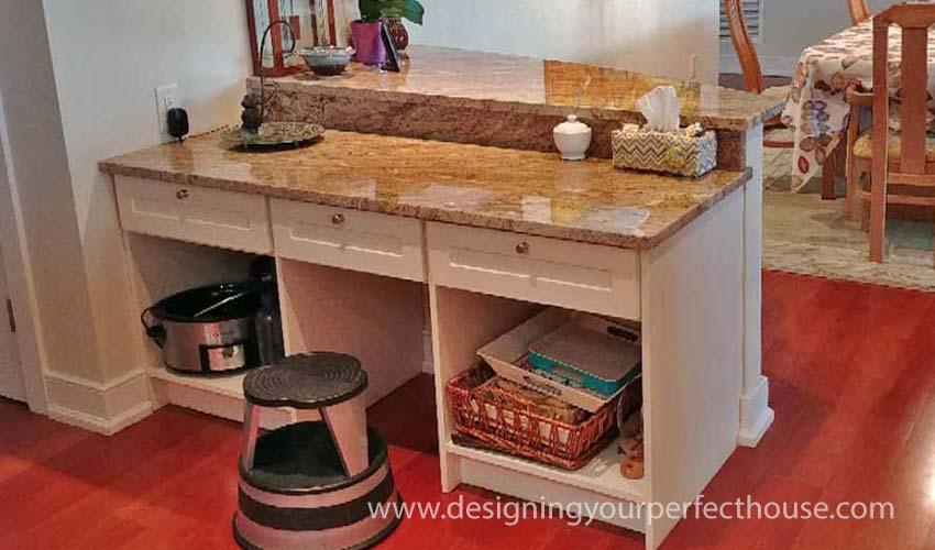 Kitchen Design for Short People
