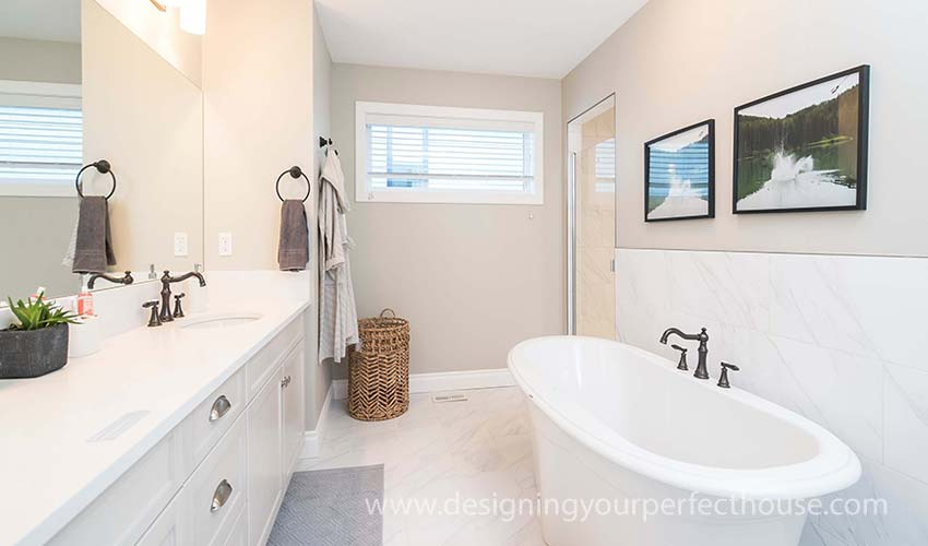 Bathroom Remodel Example