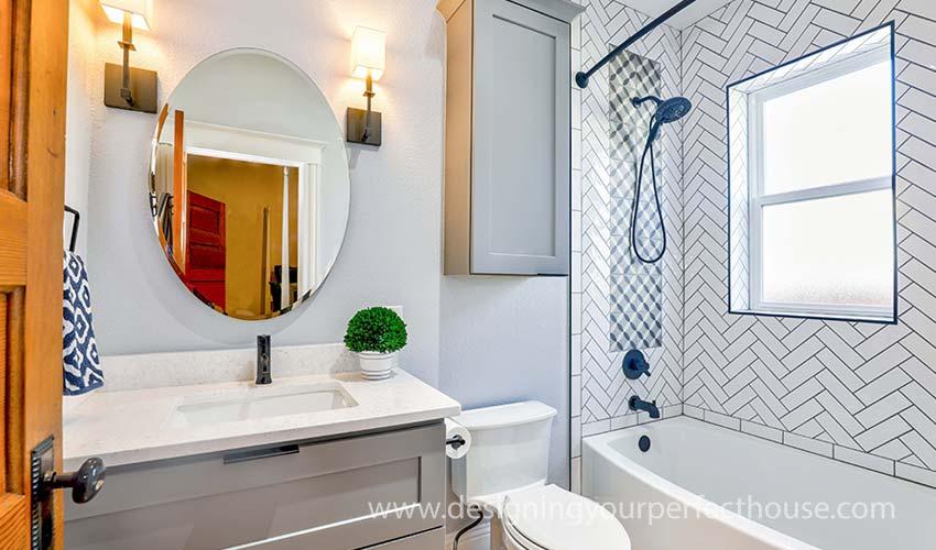 Budget Bathroom Remodel