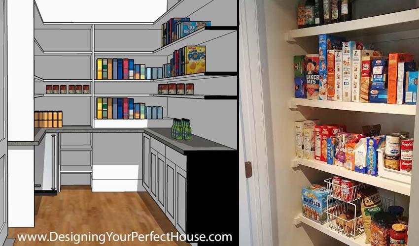 Food Pantry Design