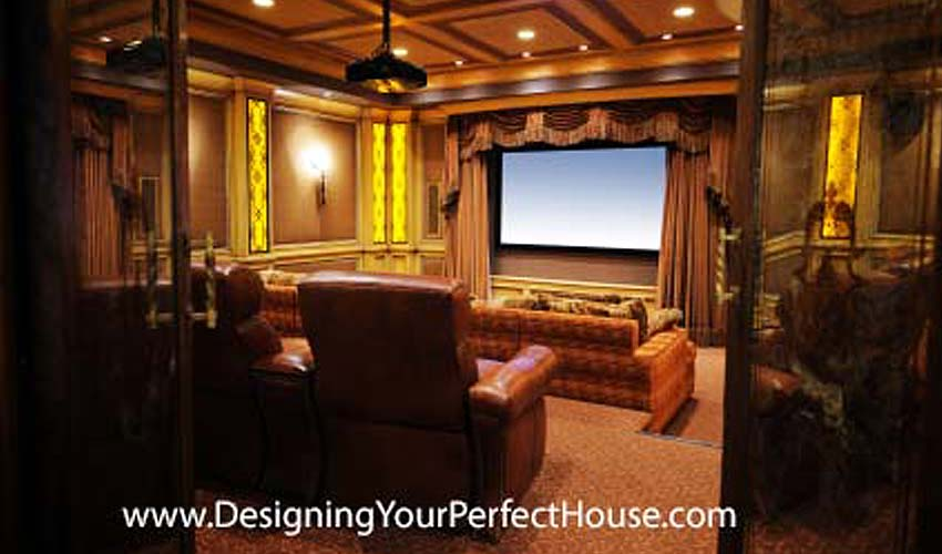 Home Theatre Design Ideas