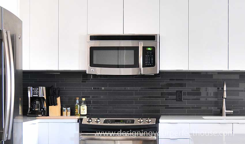 Microwave Oven Placement