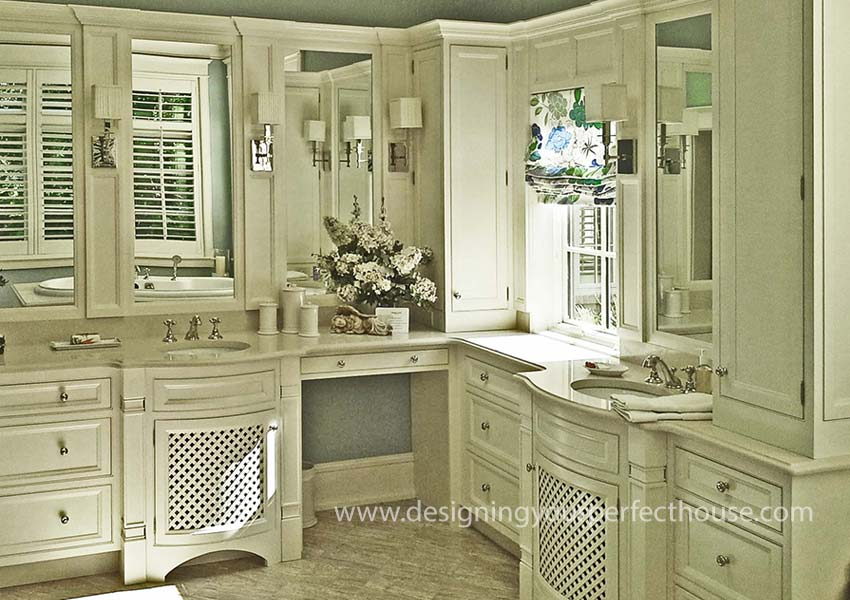 Right Bathroom Cabinet Design