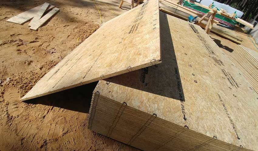 Home Framing Terms | Plywood Boards