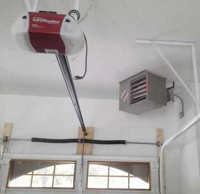Garage Heating Design