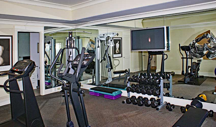 Home Gym Design Planning