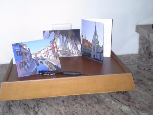 Assorted Notecards are available in packages of 10.