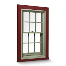 Double-hung window. Picture courtesy of Anderson windows.
