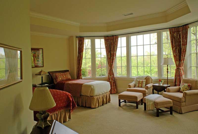 Bedroom in Basement