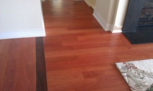 These floors were refinished after humidity was under control.